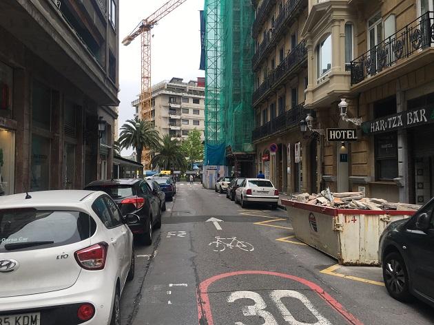 calle Triunfo